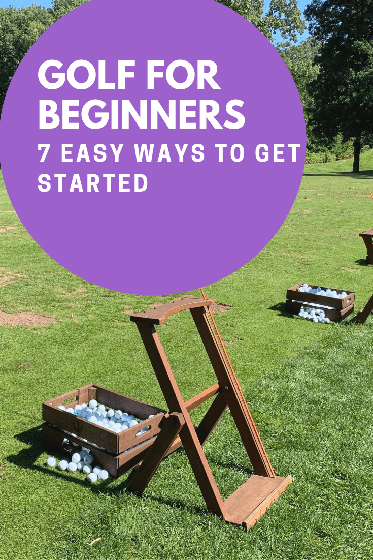 Golf For Beginners How to Get Started