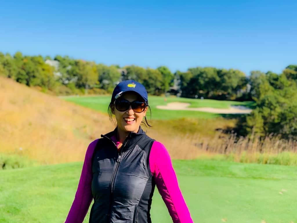 Meet Lynn from Lynn on the Links Golf