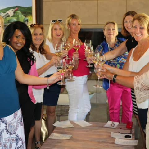 Women on Course 19th Hole Social Networking