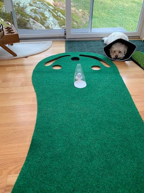 Putting Practice At Home