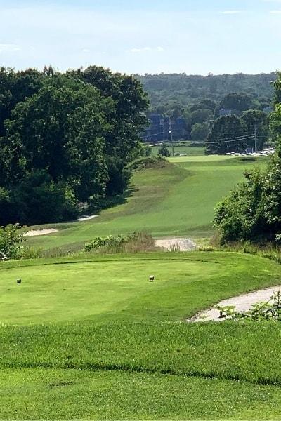 Widows Walk Golf Course - Scituate Massachusetts