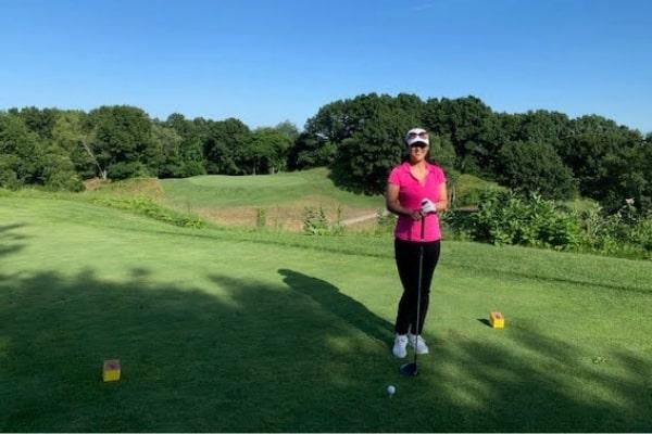 Widows Walk Golf Course 17th Hole