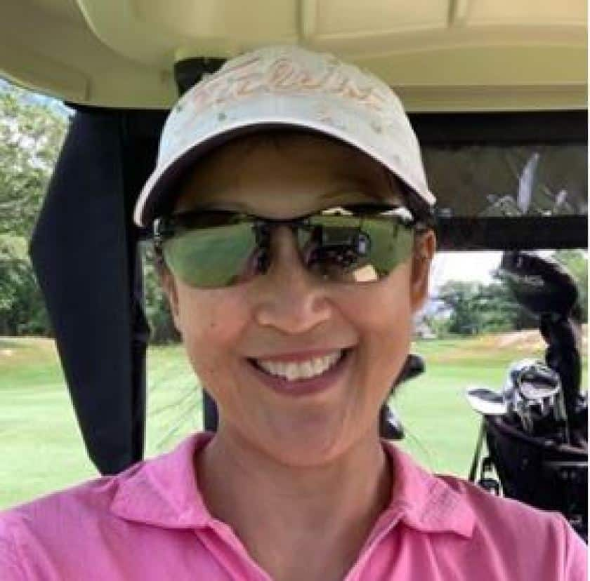 Womens Golf News Lynn Cotter