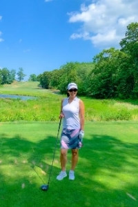 Golf Outfit for Female Golfers - Lynn on the Links