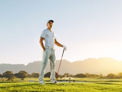 Attire for Men Golf Course Etiquette