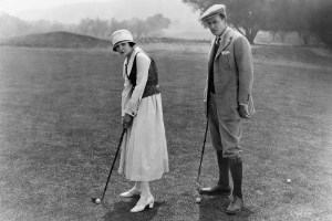 Vintage Golf Fashion
