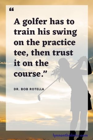 Inspirational Golf Quotes for Golfers