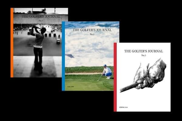 The Golfers Journal Publication