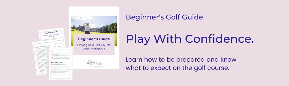 Beginner's Guide to Golf