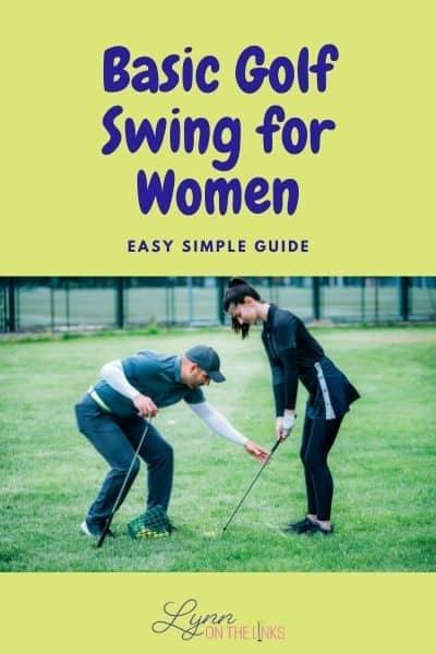 Golf Swing Fundamentals for Women