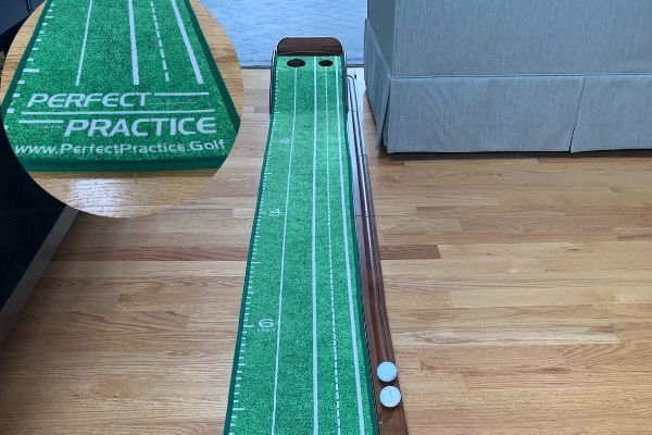 Perfect Practice Putting Mat Review – Why I Love This Putting Mat!