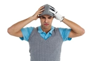 Golf is Hard – Don't Give Up!  Tips on How to Handle Golf Frustration