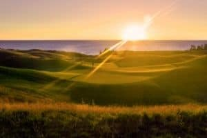 Golf is A Journey