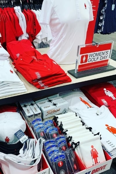Women's Golf Day at PGA Tour Superstore