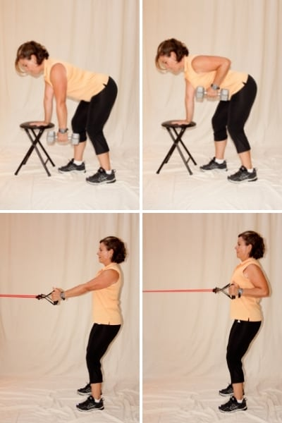 Golf Fitness - Mid Back and Rowing Exercises