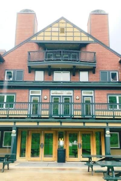 Jordan Hotel at Sunday River Golf Club