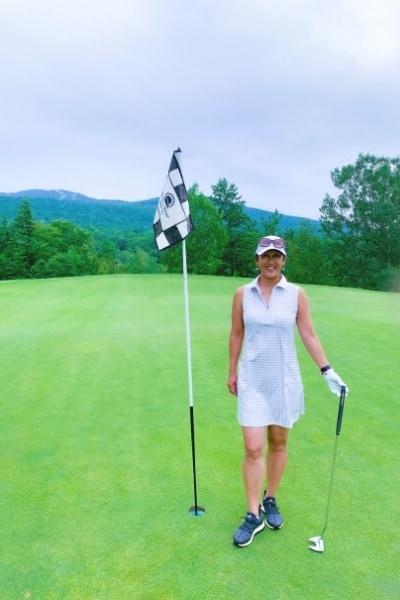 Lynn on the Links at Sunday River Golf Club