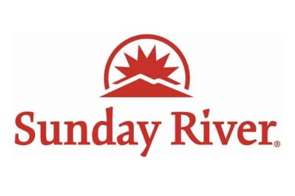 Sunday River Golf Logo