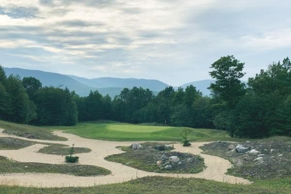 Suday River Golf Club Hole 14 Runout