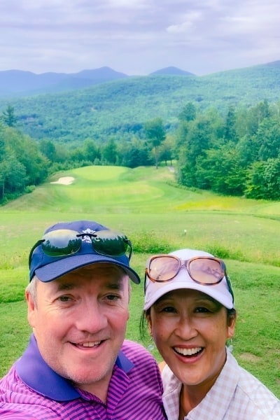 Couples Golf Getaway Weekend at Sunday River Golf